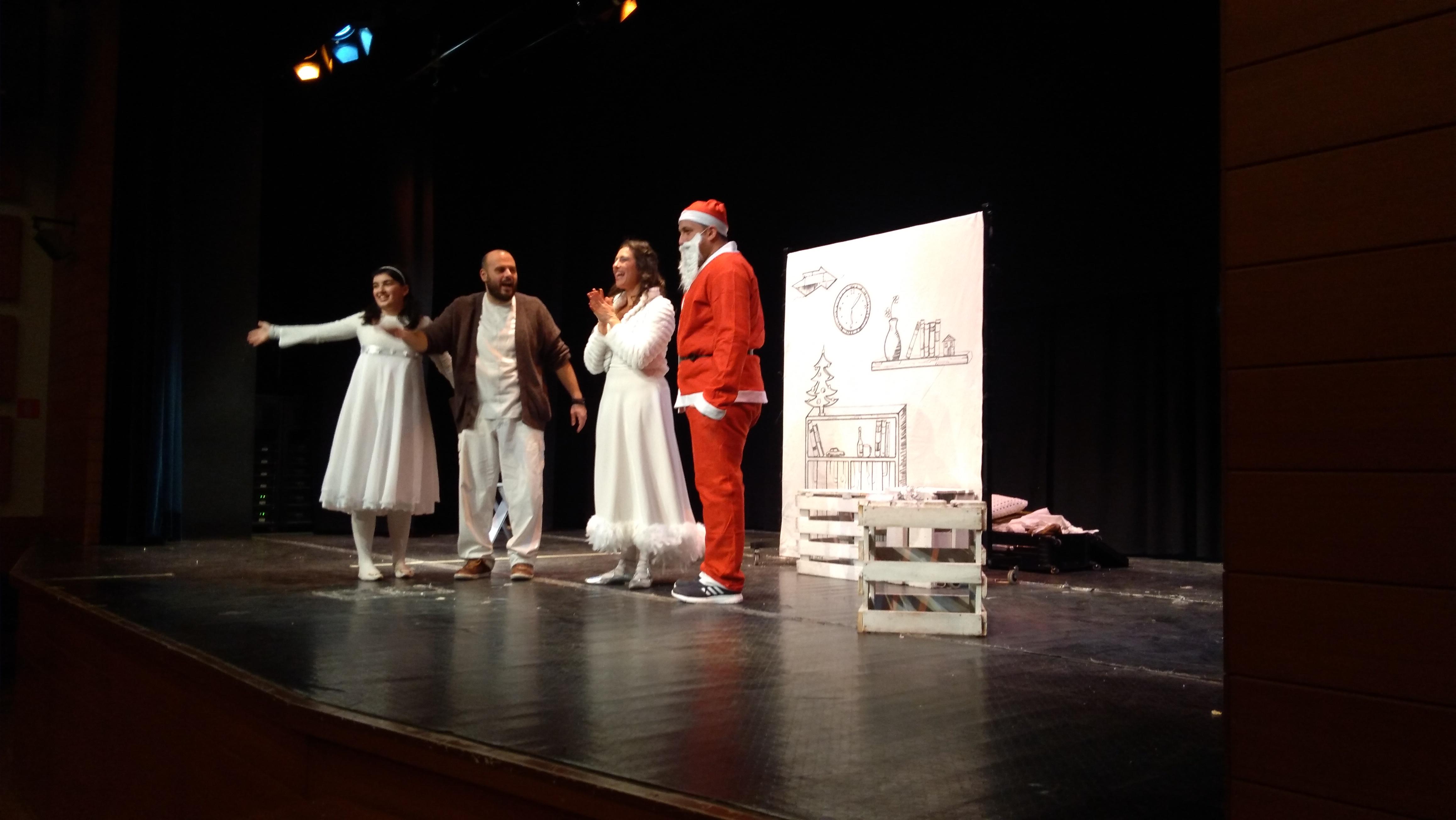 Πραγματοποιήθηκε η Χριστουγεννιάτικη παιδική γιορτή της Ε.ΑΣ.Υ.Ν.Κιλκίς!!!!